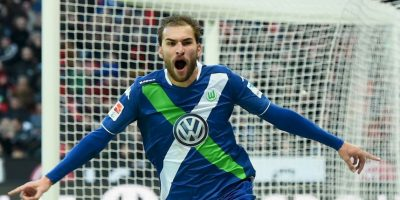 3. Bas Dost (Wolfsburgo/Alemania) Foto: Getty Images