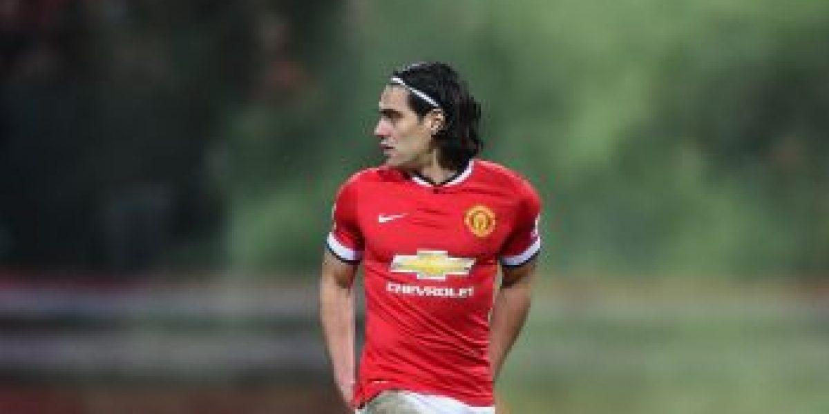 """Falcao sobre su futuro: """"Estoy al 100 por ciento con Manchester United"""