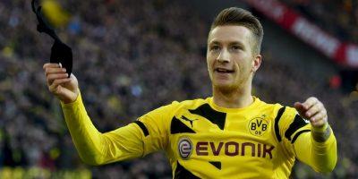 6. Marco Reus (Borussia Dortmund/Alemania) Foto:Getty Images