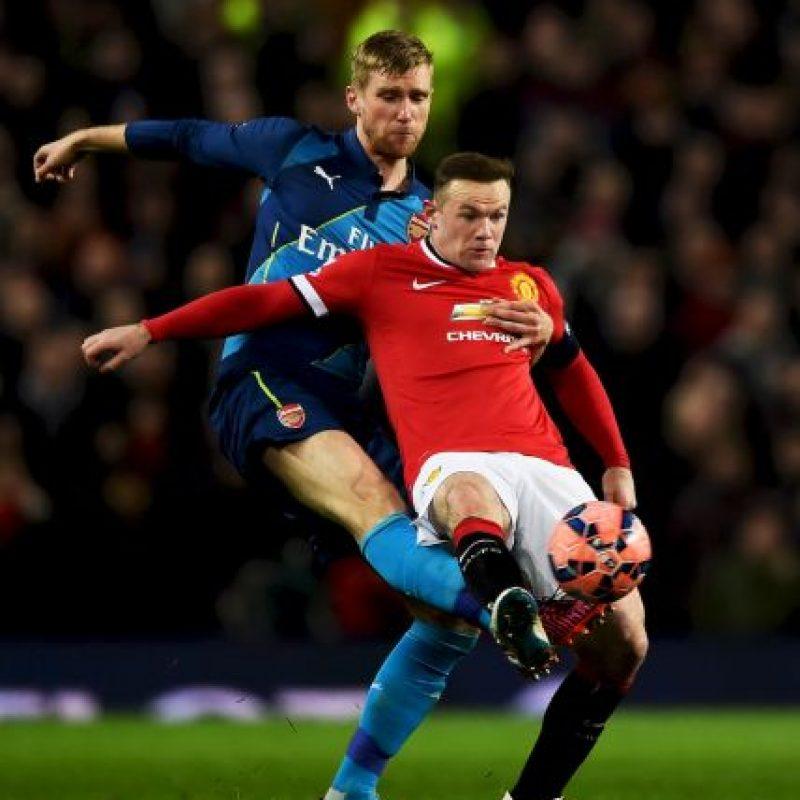 El inglés es el máximo referente del Manchestr United Foto:Getty Images