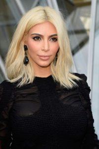 Su nombre completo es Kimberly Noel Kardashian. Foto:Getty