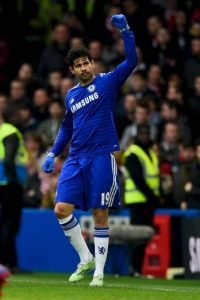 3. Diego Costa Foto: Getty Images