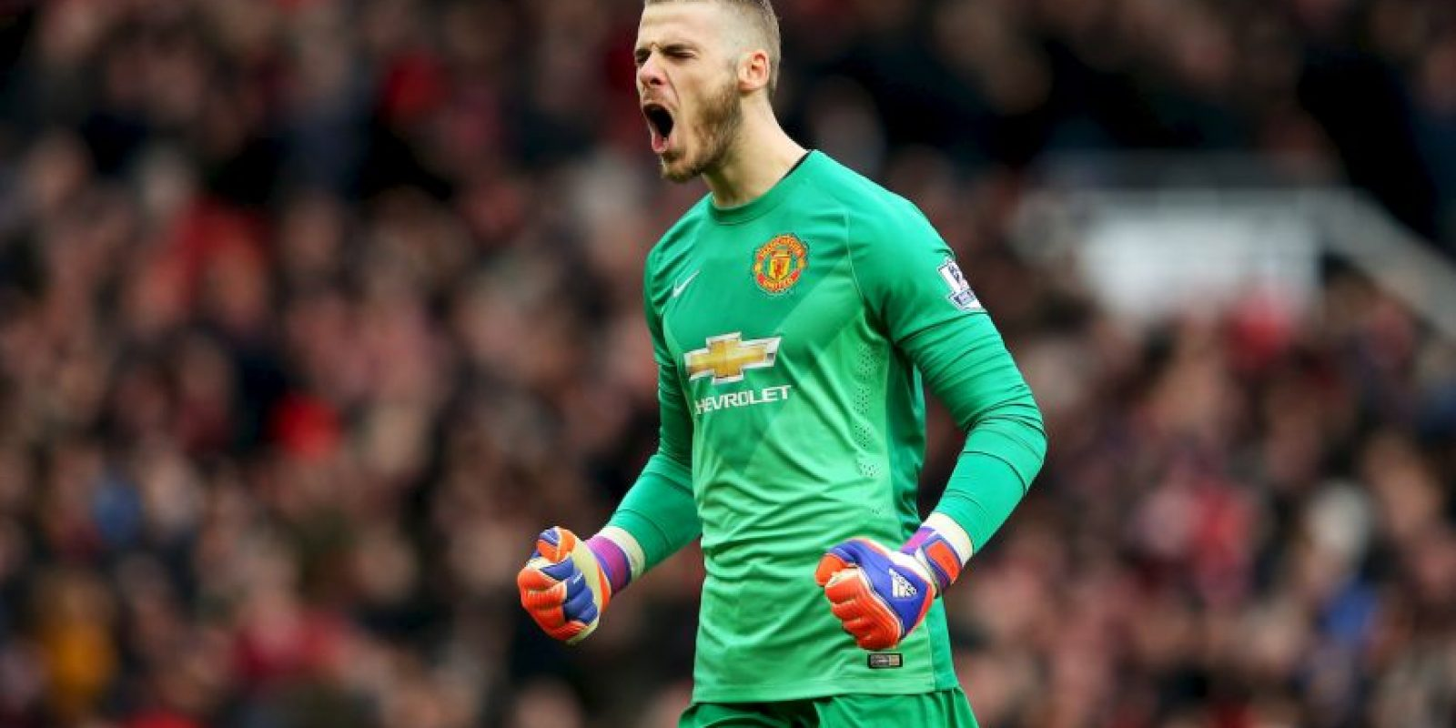 4. David de Gea Foto: Getty Images