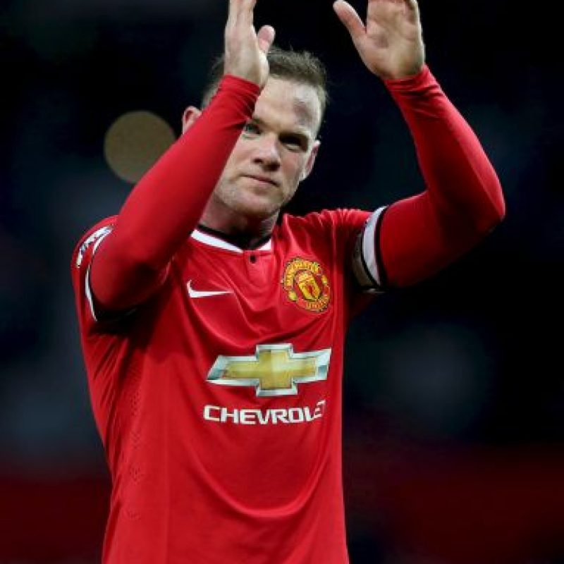 El referente del Manchester United sigue vendiendo bastantes jerseys. Foto:Getty Images