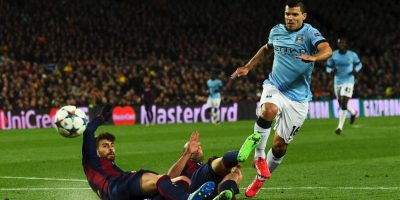 El argentino brilla en el Manchester City Foto: Getty Images