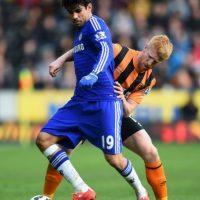 El brasileño nacionalizado español es el goleador del Chelsea Foto:Getty Images