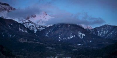 Los Alpes Franceses fueron el escenario de la tragedia Foto:Getty