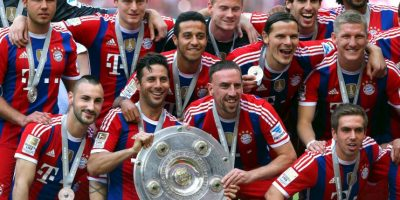 Son los máximos ganadores en la historia del la Bundesliga con 24 ligas y 17 Copas de Alemania, entre otros trofeos. Foto:Getty Images