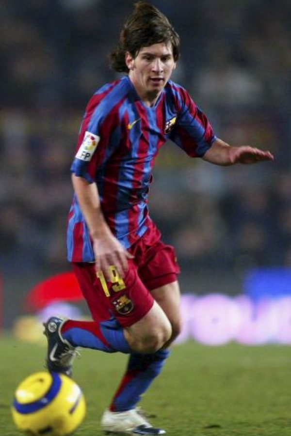 El argentino Lionel Messi Foto:Getty Images