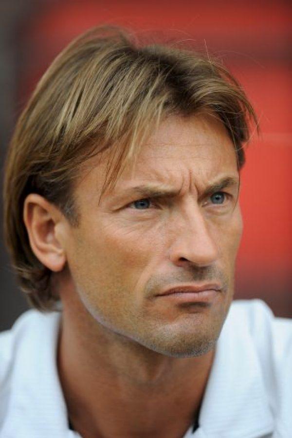 Hoy dirige a la Selección de Costa de Marfil Foto:Getty Images