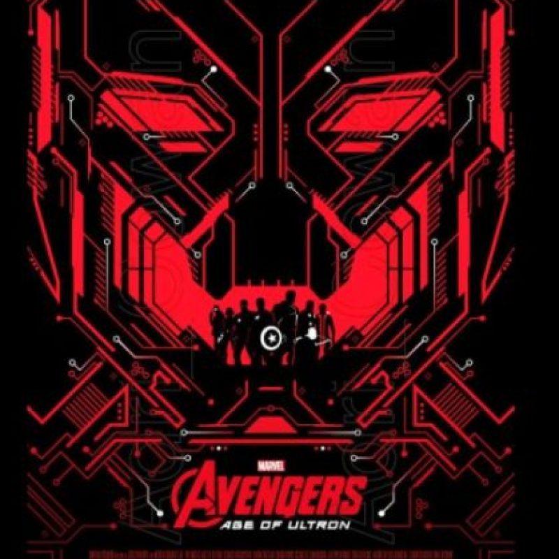 Marvel invita a los fans a elegir su póster favorito Foto:Twitter Avengers