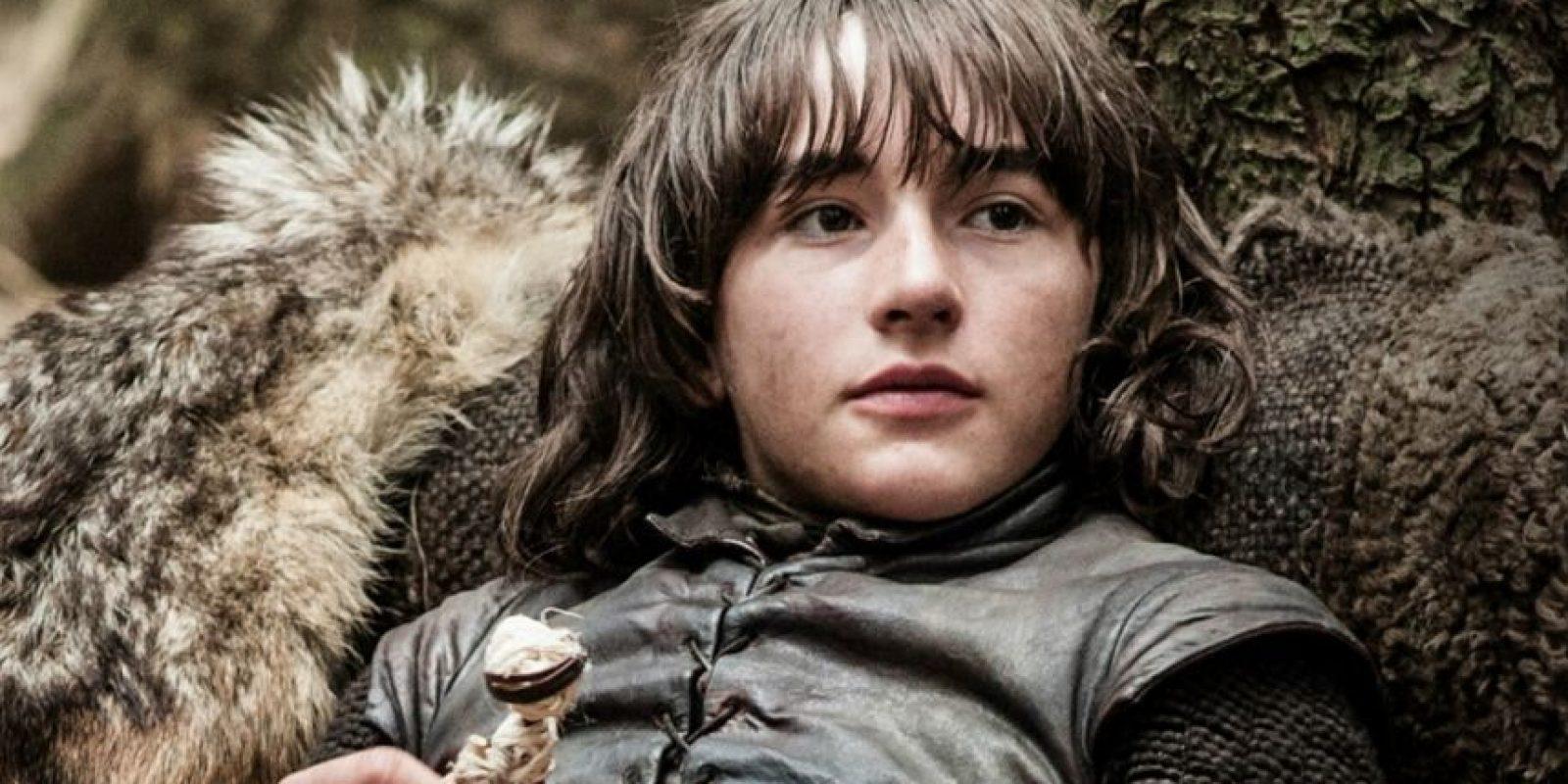 """Bran Stark"", interpretado por Isaac Hempstead Wright Foto:HBO"