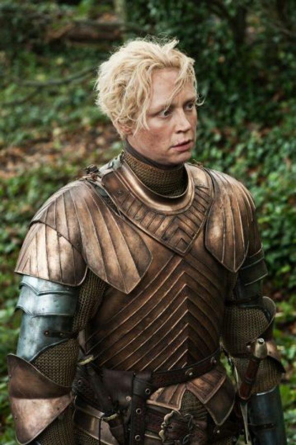 """Brienne de Tarth"", interpretada por Gwendoline Christie Foto:HBO"