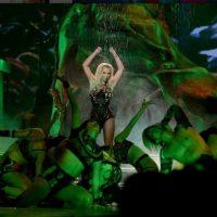 """En la noche es la """"Princesa del pop"""". Foto:Instagram Britney Spears"""