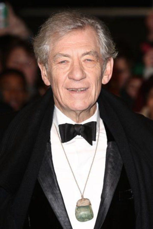 Ian McKellen Foto:Getty Images