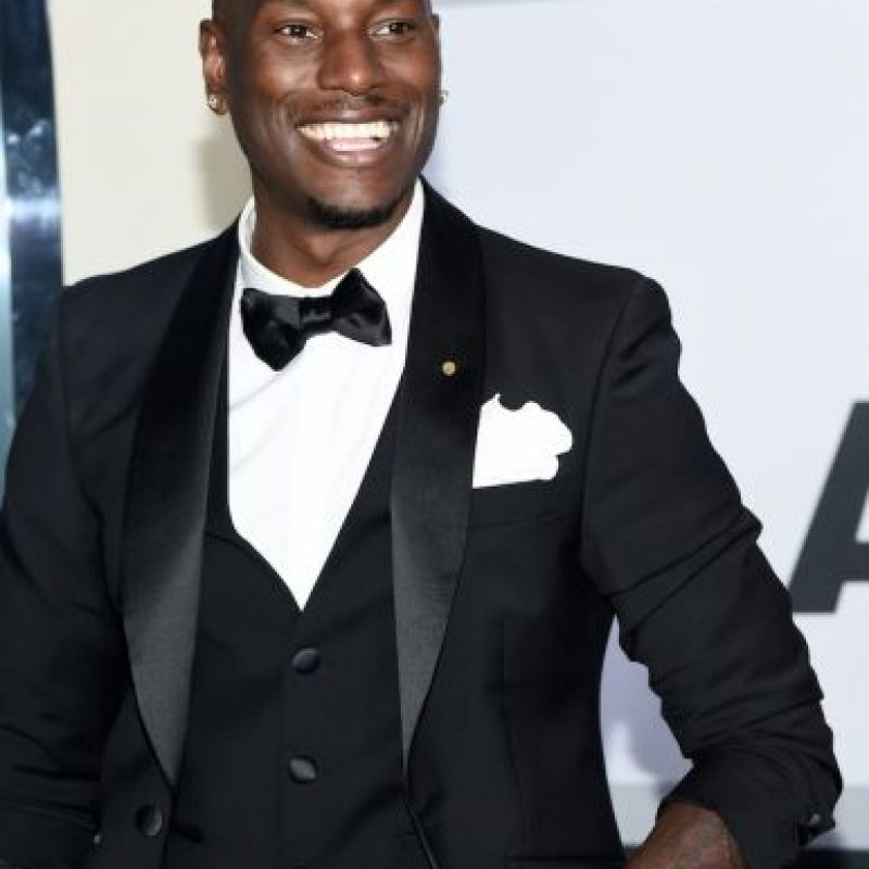Tyrese Gibson =… Foto: Getty Images