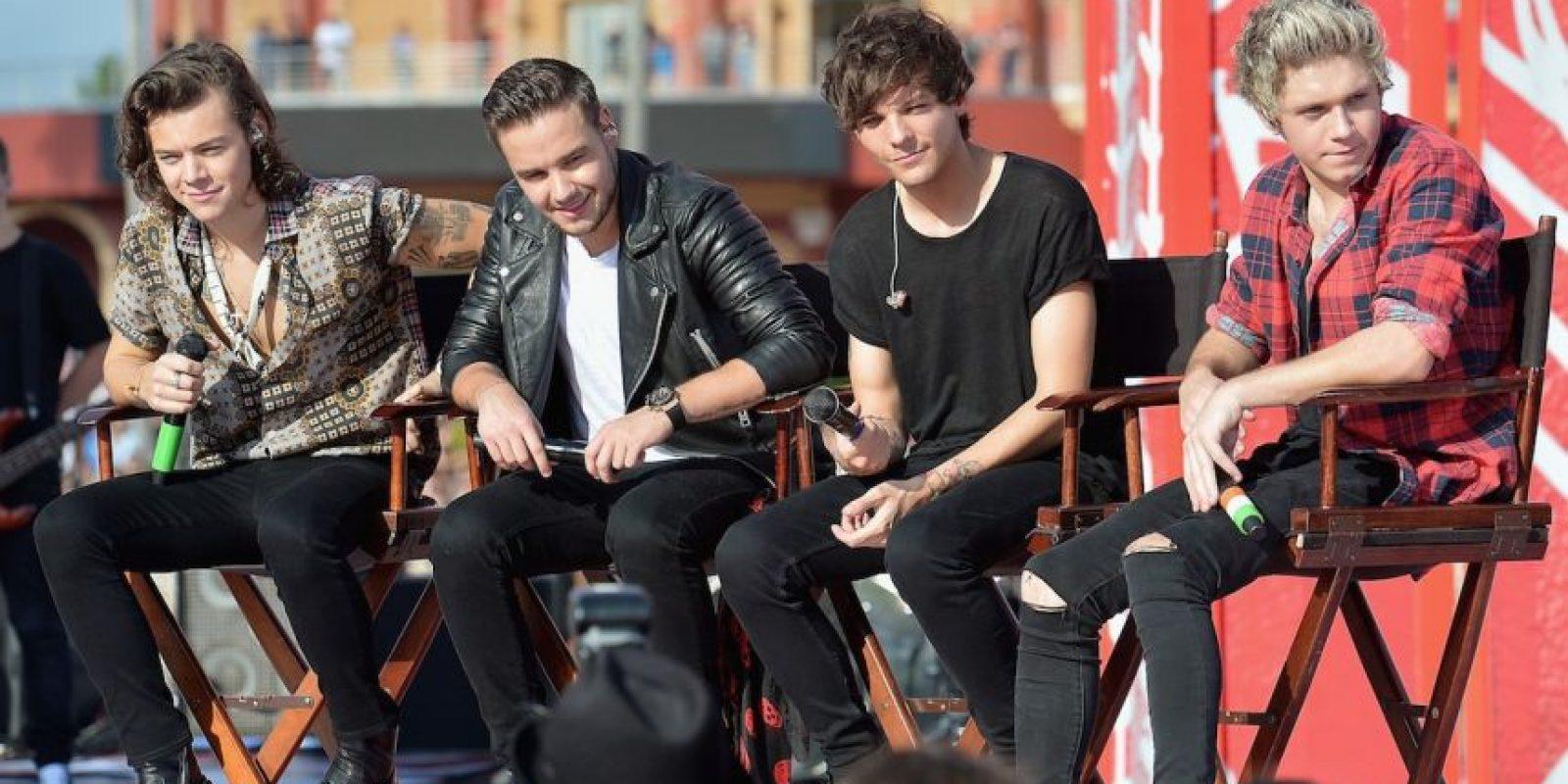 Tras la renuncia de Zayn Malik, la gira de One Direction se ha visto afectada. Foto:Getty Images