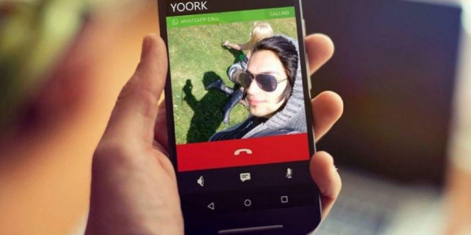 Así se verá cuando llamen a un contacto. Foto:Pinterest