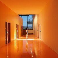 Los espacios y pasillos son bastante amplios. Foto:instagram.com/d.leong