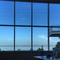 La vista hacia la bahía. Foto:instagram.com/andrewblotky