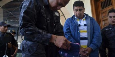 """El """"Cachetes"""" extraditado a México a casi siete años de su captura"""