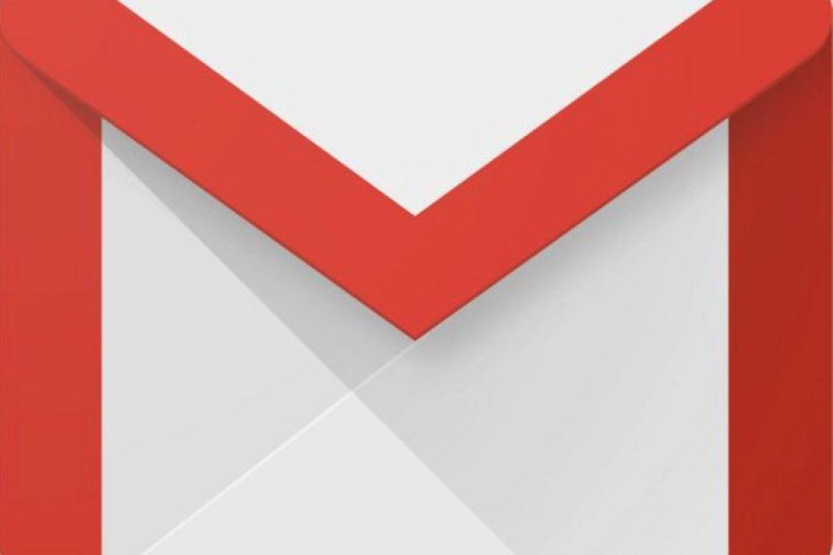 El correo oficial de Google es muy usado por las herramientas de oficina que ofrece. Foto:Gmail
