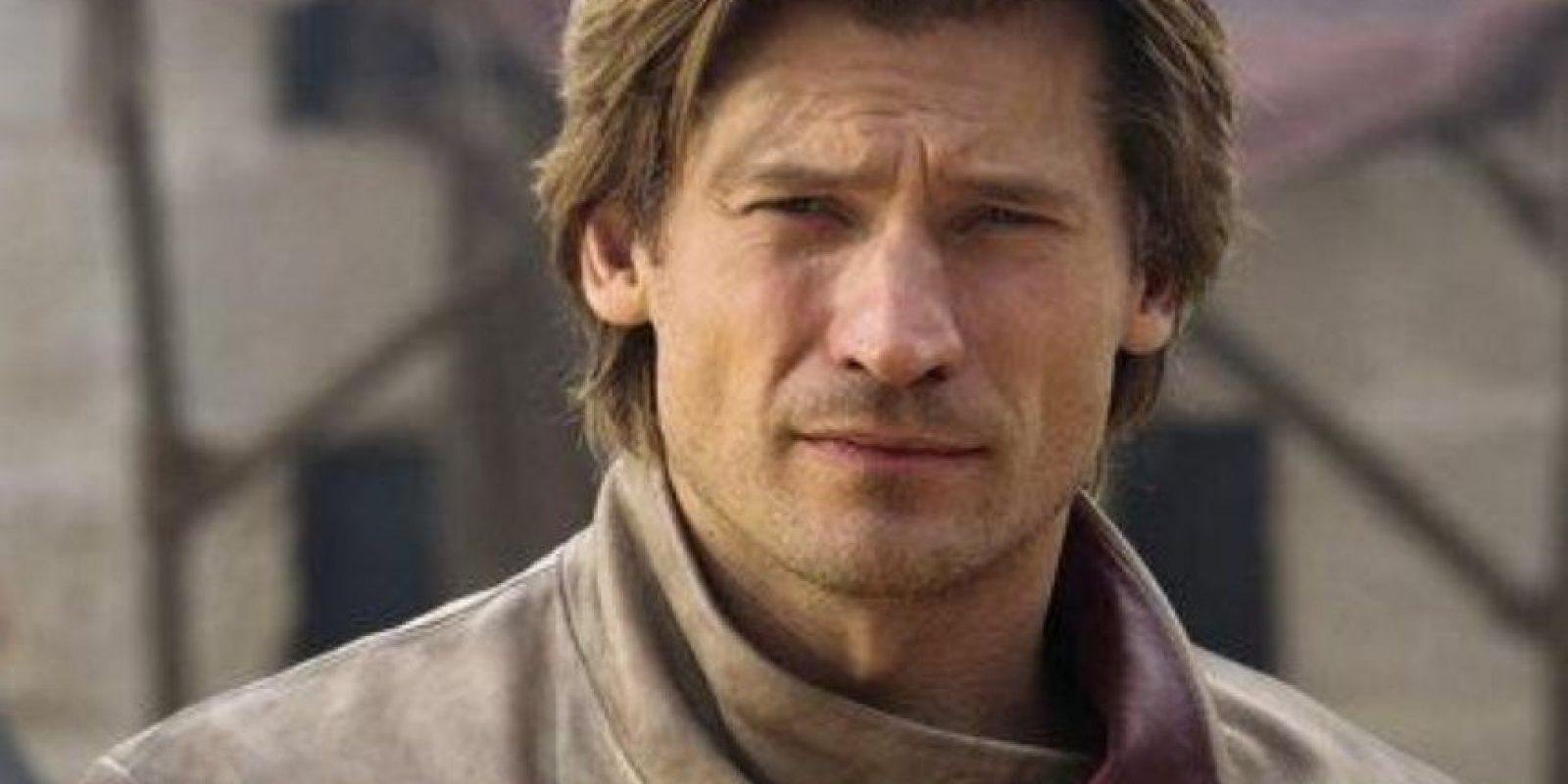 """""""Jaime Lannister"""", interpretado por Nikolaj Coster-Waldau Foto:HBO"""