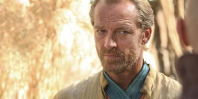 """""""Ser Jorah Mormont"""", interpretado por Iain Glen Foto:HBO"""