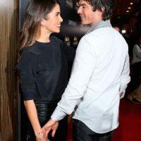 Nina y Nikki no es la primera vez que tienen parejas en común. Foto:Getty