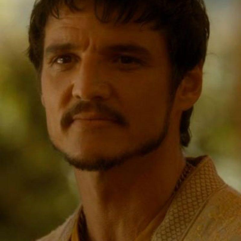 """Oberyn Martell"", interpretado por Pedro Pascal Foto:HBO"