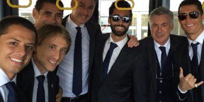Desde 2012 es jugador del Real Madrid. Foto:Instagram @lukam10