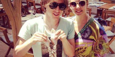 Está casado desde 2010 con Vanja Bosnic, también croata, a quien conoció en 2007. Foto:Instagram @lukam10