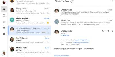 ¡Por fin! Gmail ya tiene bandeja unificada