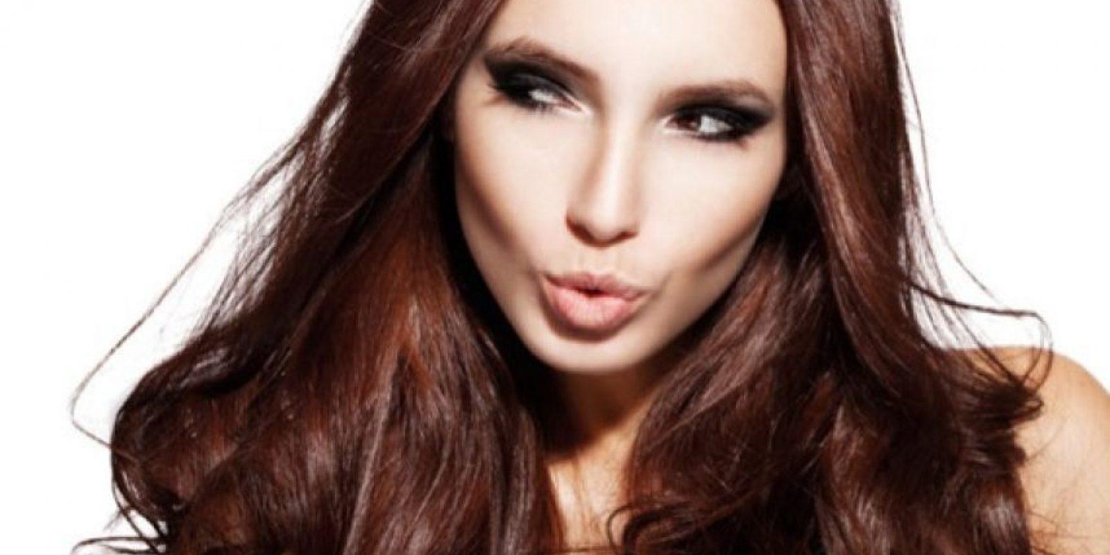 6. Cara en forma de corazón con unos ojos de 1 unidad de ancho. Foto:Tumblr.com/tagged-mujer-guapa