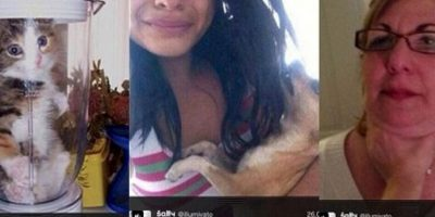 """La sádica fan de 'One Direction': El año pasado, una fan de la agrupación dijo que mató a su chihuahua porque la banda no le respondió sus peticiones de seguirla en Twitter. Solo decía """"Síganme o mato a mi perro"""". Luego le escribió a Lyam Payne """"Sígueme. Mi perro murió"""" y mostraba la foto de un perro muerto. Pero todo fue una farsa, ya que las fotos eran tomadas de Internet. Sin embargo, muchos quieren darle una lección: ya hay 3 mil firmas para que ella vaya a prisión. Foto:Twitter"""