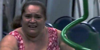 Broma de zombies invade el Metro en Brasil