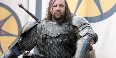 "Sandor ""The Hound"" Clegane, interpretado por Rory McCann Foto:HBO"