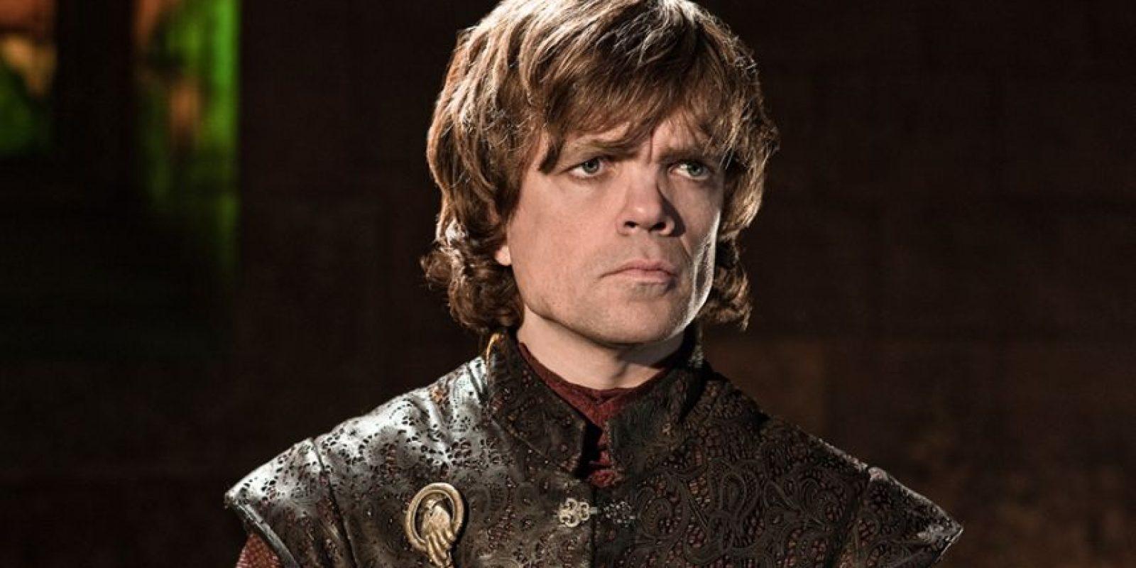 """""""Tyrion Lannister"""", interpretado por Peter Dinklage Foto:HBO"""