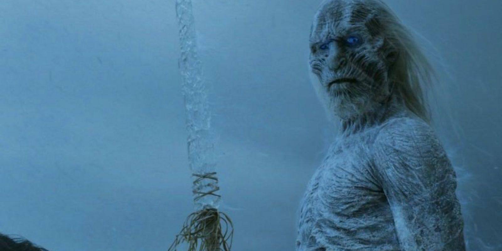 "Un ""white walker"" Foto:HBO"