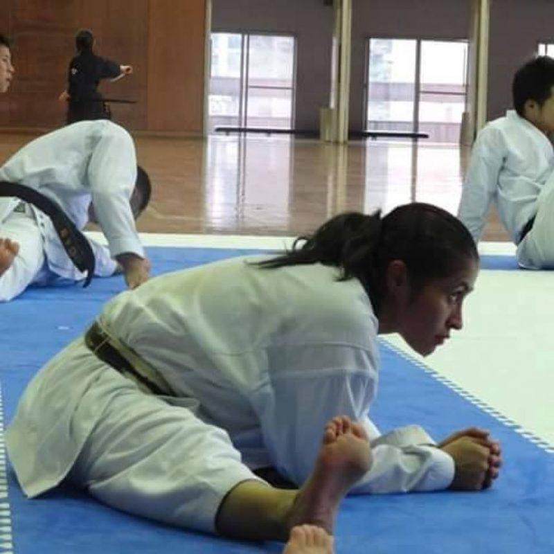 Cheili está en entrenamientos para competir en Las Vegas