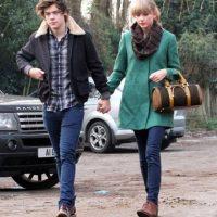 Taylor Swift y Harry Styles Foto:Agencias