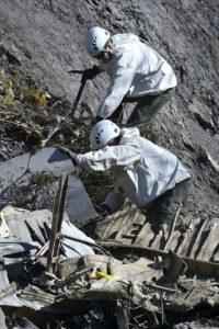 La grabación se recuperó, supuestamente, de los restos del Germanwings. Foto:Getty