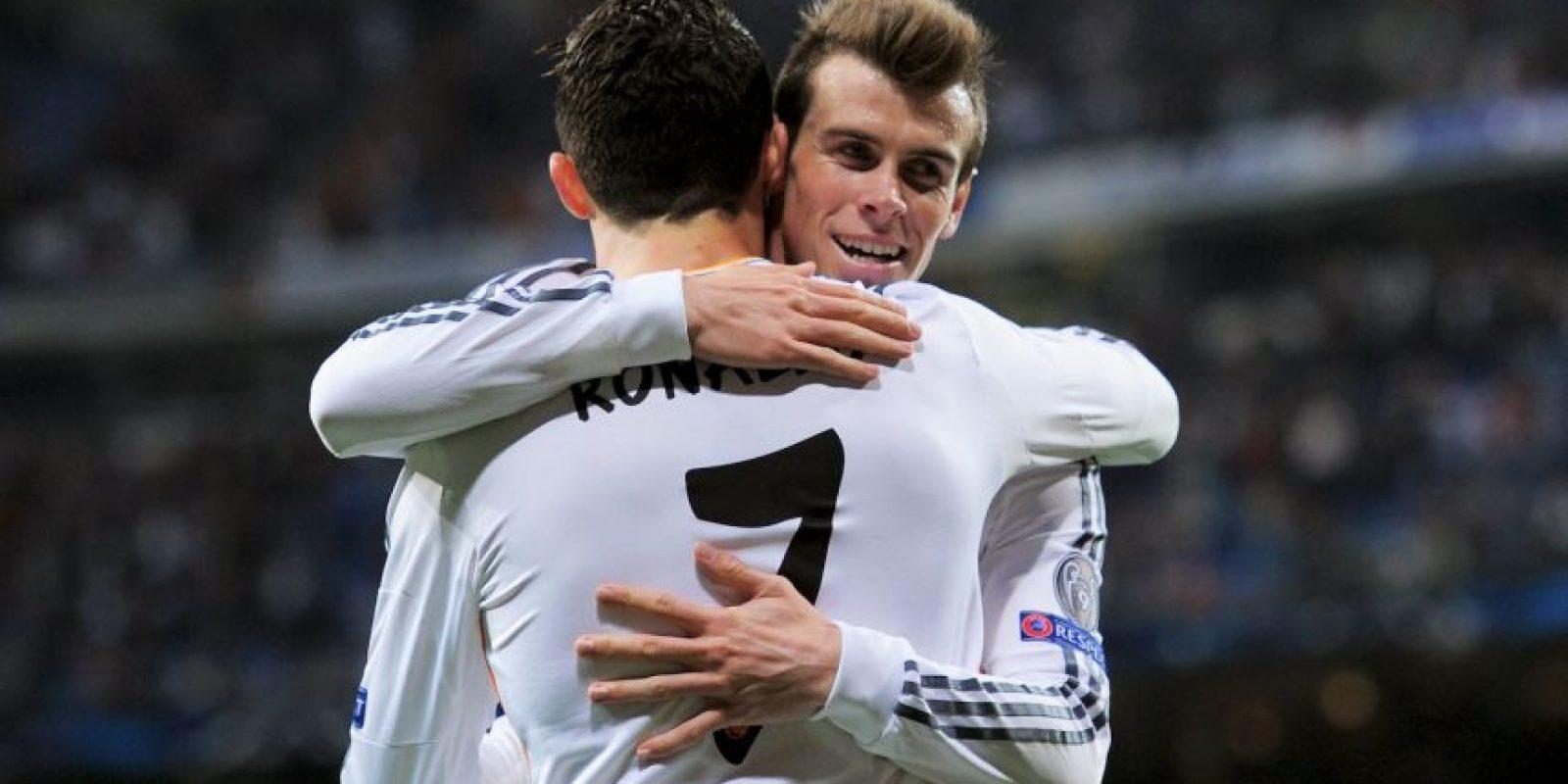 En el Real Madrid no se imaginan un futuro sin Gareth Bale y Cristiano Ronaldo. Foto:Getty Images