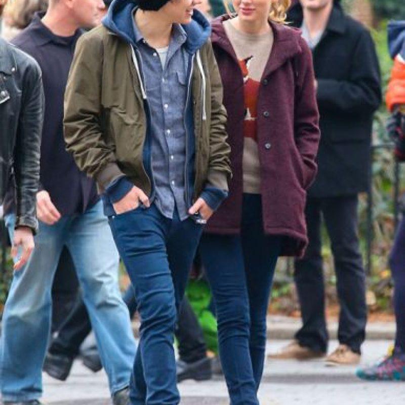 Taylor Swift y Harry Styles