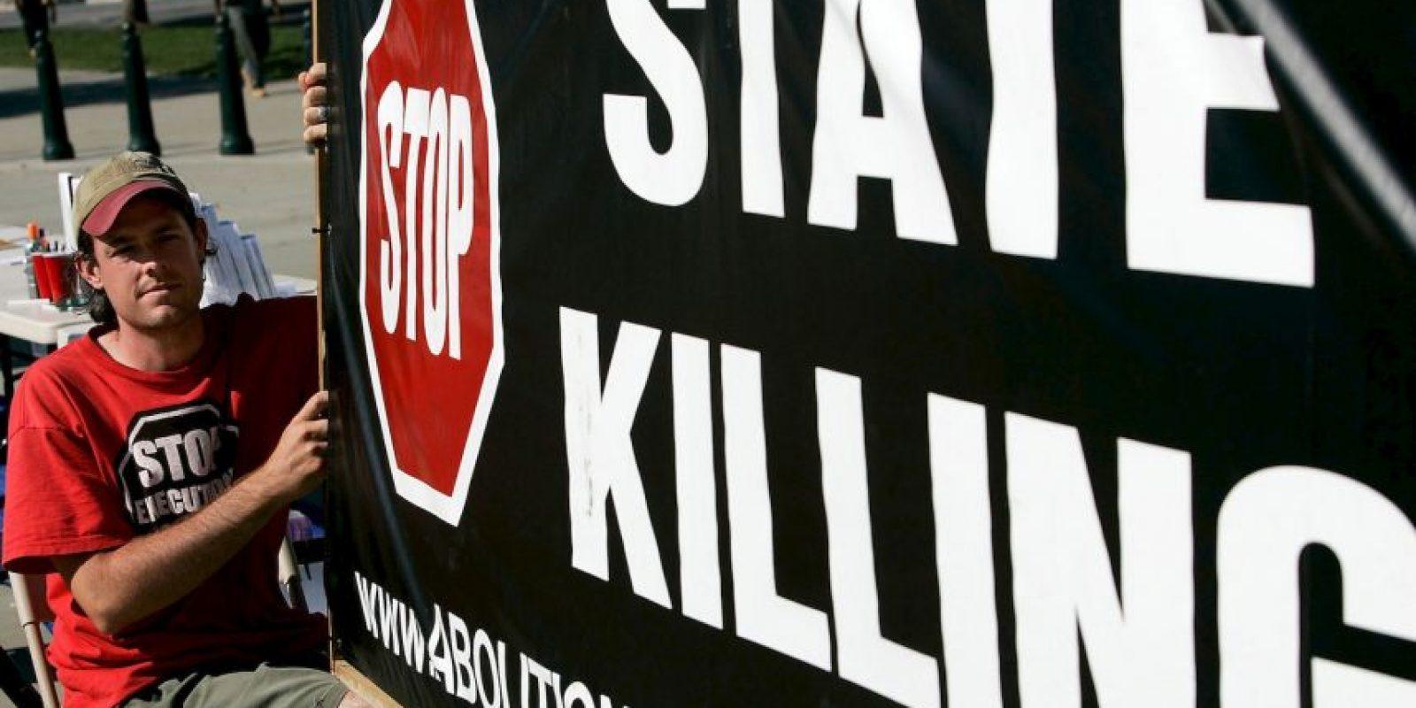 10. Sin embargo, Amnistía Internacional advierte que en Irán se llevaron a cabo un mayor número de de ejecuciones. Foto:Getty