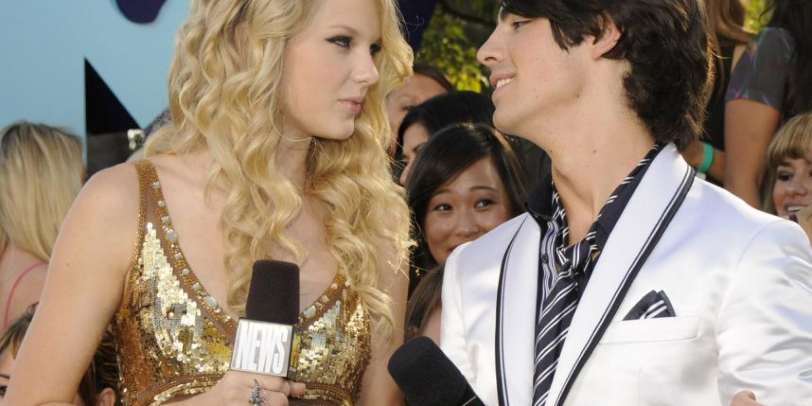 Taylor Swift y Joe Jonas Foto:Agencias