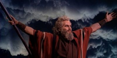 Las historias del Antiguo y Nuevo Testamento en la pantalla