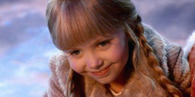 """FOTOS. Así luce ahora la niña de la película """"The Grinch"""""""