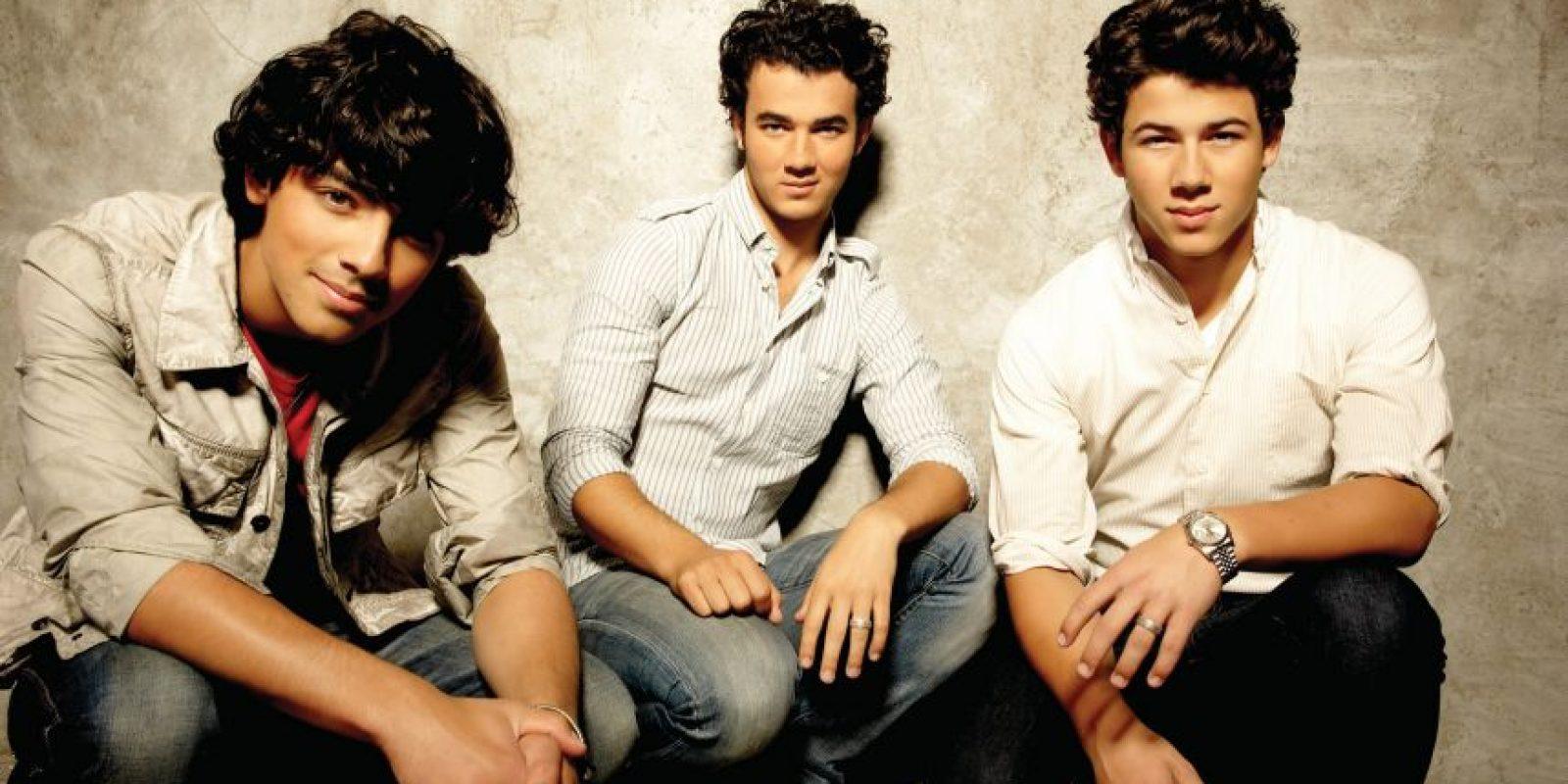Jonas Brothers Foto:Agencias