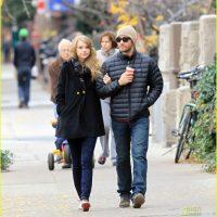 Taylor Swift y Jake Gyllenhaal Foto:Agencias